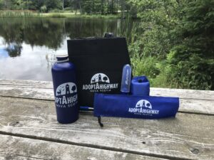 Volunteer of the Month - Prize Pack