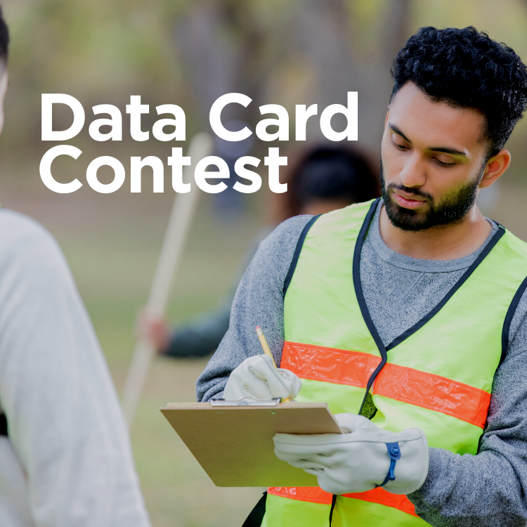 Data Card Contest
