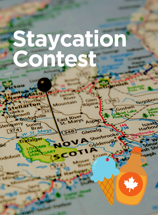 Staycation Contest